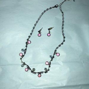Avon Jewelry set